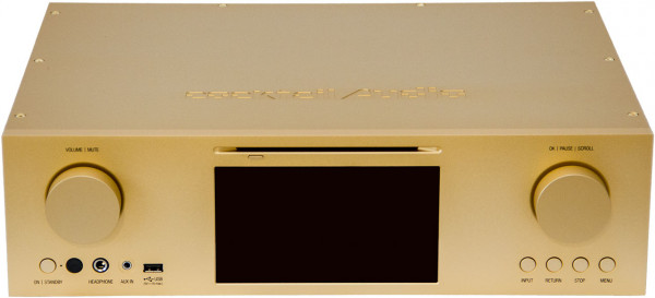 CocktailAudio X45 Pro gold front