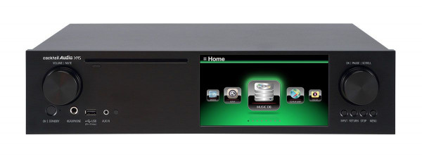 CocktailAudio X45 Musikserver front