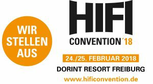 Hifi Convention 2018 in Freiburg