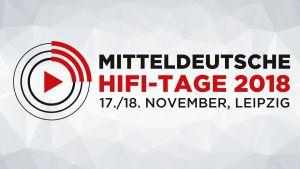 Mitteldeutsche Hifi-Tage 2018 in Leipzig
