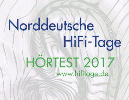 Norddeutsche Hifi-Tage 2017