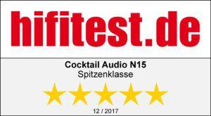 CocktailAudio N15 Test