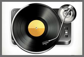 X40 Schallplatten digitalisieren