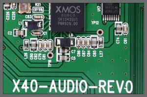 CocktailAudio X40 XMOS 32Bit/500MIPS Digital Signal Prozessor