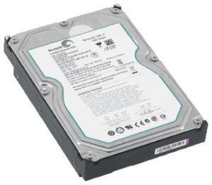 X45 Beispiel Festplatte