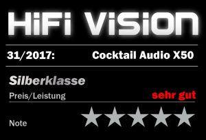 CocktailAudio test Hifi Vision