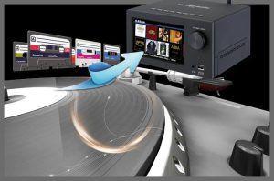 Cocktailaudio X14s Schallplatten digitalisieren