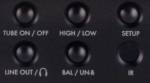 CocktailAudio HA500H Funktionstasten