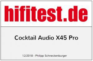 hifitest.de CocktailAudioX45Pro